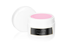 Jolifin LAVENI Refill - Versiegelungs-Gel milky rosé 250ml
