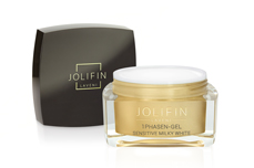 Jolifin LAVENI 1 Phasen-Gel sensitive milky white 30ml