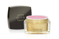 Jolifin LAVENI 1 Phasen-Gel sensitive rosé 30ml