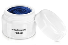 Farbgel metallic night 5ml