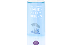 Jolifin Hand- & Bodypeeling - sea breeze 200ml