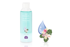 Jolifin Hand- & Bodypeeling - tropical rain 200ml