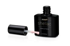 Jolifin LAVENI Shellac - make-up rose 12ml