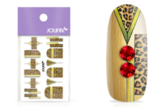 Jolifin Metallic Tattoo Wrap 33