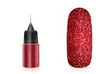 Jolifin LAVENI Diamond Dust - classic red