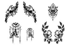 Jolifin Trend Tattoo Nr. 93