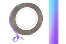 Jolifin Pinstripes FlipFlop violet & mint - 2mm