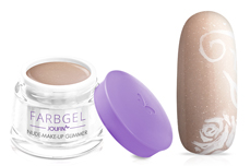 Jolifin Farbgel nude make-up Glimmer 5ml