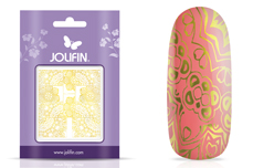 Jolifin Metallic Tattoo Wrap 36