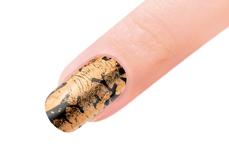 Jolifin Transfer Nagelfolie XL - Chrome bronze