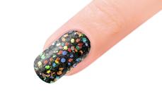 Jolifin Elegance Glitter - black