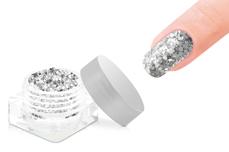 Jolifin Elegance Glitter - silver