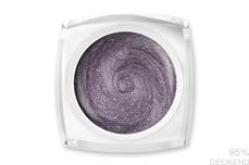 Jolifin LAVENI Farbgel - Cat-Eye sparkle chrome purple 5ml