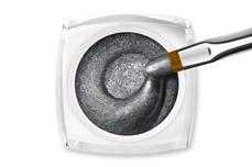 Jolifin LAVENI Farbgel - Cat-Eye sparkle chrome black 5ml