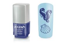 Jolifin Stamping-Lack - night blue 12ml
