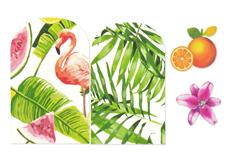 Jolifin Tropical Tattoo Nr. 2