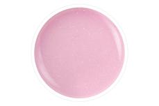 Jolifin LAVENI Glossy Versieg.-Gel o. Schwitzschicht - milky pink Glimmer 11ml