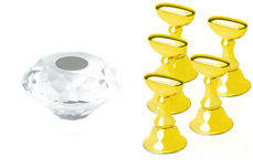 Jolifin Nailart Tiphalter - Diamant