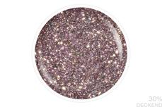 Jolifin LAVENI Shellac - sparkle chrome rosé 12ml