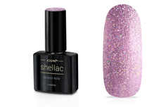Jolifin LAVENI Shellac - glossy rose 12ml