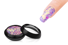 Jolifin LAVENI Mermaid Glitter - magenta sunrise