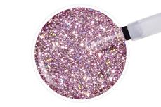 Jolifin LAVENI Shellac - sparkle chrome hologramm magenta 12ml