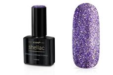 Jolifin LAVENI Shellac - sparkle chrome purple 12ml