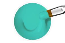 Jolifin Stamping-Gel - mint 5ml