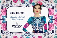 MoYou-London Schablone Mexico Collection 09