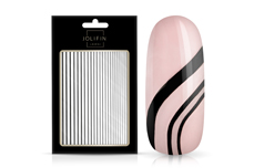 Jolifin LAVENI XL Sticker - Stripes black