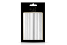 Jolifin LAVENI XL Sticker - Stripes black