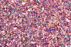 Jolifin Super-Glossy Glitter - rosy
