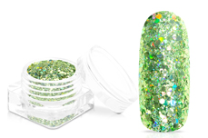 Jolifin Super-Glossy Glitter - green