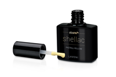 Jolifin LAVENI Shellac - pastell-yellow 12ml