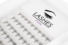 Jolifin Lashes - MixBox - 5D Wimpernfächer C-Curl 0,07