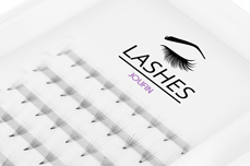 Jolifin Lashes - MixBox - 6D Wimpernfächer C-Curl 0,07