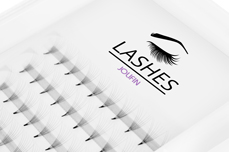 Jolifin Lashes - MixBox - 7D Wimpernfächer C-Curl 0,07