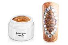 Farbgel bronze glam 5ml