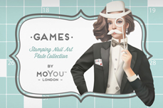 MoYou-London Schablone Games Collection 03