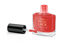 Jolifin LAVENI Nagellack - cornpoppy red 9ml
