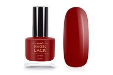 Jolifin LAVENI Nagellack - lip red 9ml