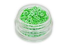 Jolifin Hologramm Sterne grün