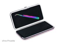 Jolifin Lashes - Pinzettenaufbewahrung magnetisch - Glitter pink