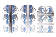 Jolifin Metallic Tattoo Wrap - Nr. 39