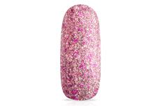 Jolifin LAVENI Shellac - sparkle chrome magenta 12ml