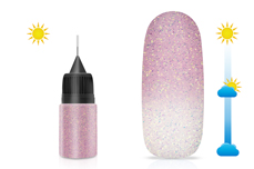 Jolifin LAVENI Diamond Dust - Solar pink