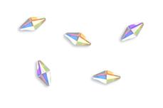 Jolifin LAVENI Strass-Diamond - small rhombus irisierend