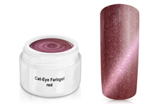 Cat-Eye Farbgel red 5ml
