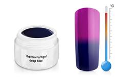 Thermo Farbgel deep blue 5ml