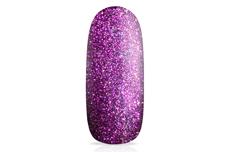 Jolifin LAVENI Shellac - purple Glitter 12ml